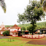 Outside View of Main Temple