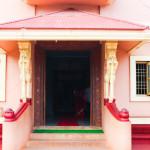 Shri Shantadurga Faterpekarin Mukhya Dwar