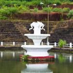 Fountain Present in Tali